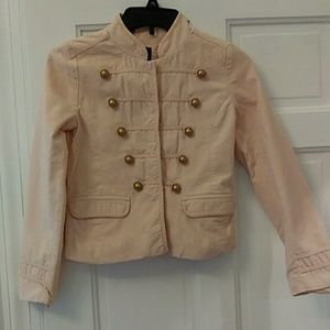 Girls Gap Military Jacket